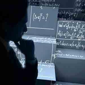 جوان خوشگذرانی که 1شبه نابغه ریاضیات شد