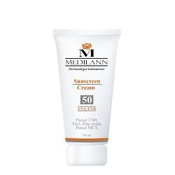 کرم ضد آفتاب مدیلن  Sunscreen SPF50