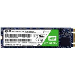 حافظه اس اس دی داخلی وسترن دیجیتال  Green M.2 480GB