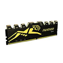 حافظه رم کامپیوتر اپیسر Panther DDR4 2400MHz  4GB CL17 Single Channel