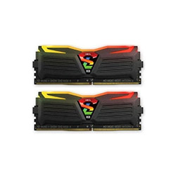 حافظه رم کامپیوتر گیل Super Luce RGB Lite DDR4 16GB 3000MHz CL16 Dual Channel