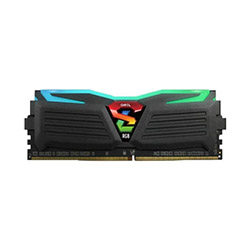 حافظه رم کامپیوتر گیل  Super Luce RGB Lite DDR4 8GB 3000MHz CL16 Single Channel