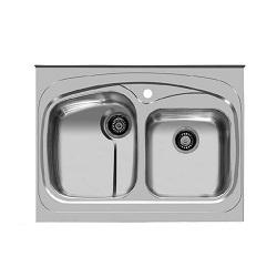 سینک ظرفشویی توکار اخوان  Akhavan 143
