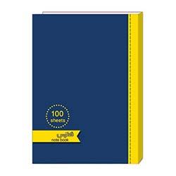دفتر 60 برگ جلد گلاسه دانشجویی آوای مهر بسته 12 جلدی 2159