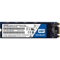 حافظه اس اس دی داخلی وسترن دیجیتال BLUE M.2  250GB