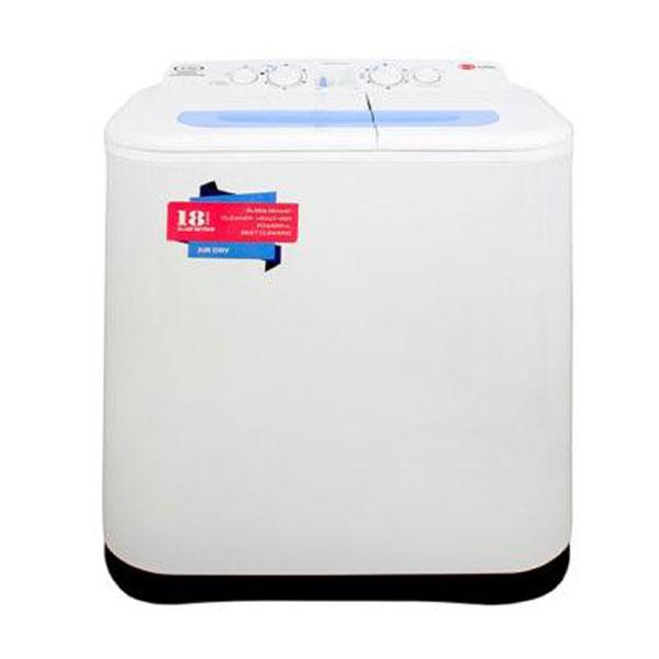 ماشین لباسشویی دوقلو کرال WTB 8504 B