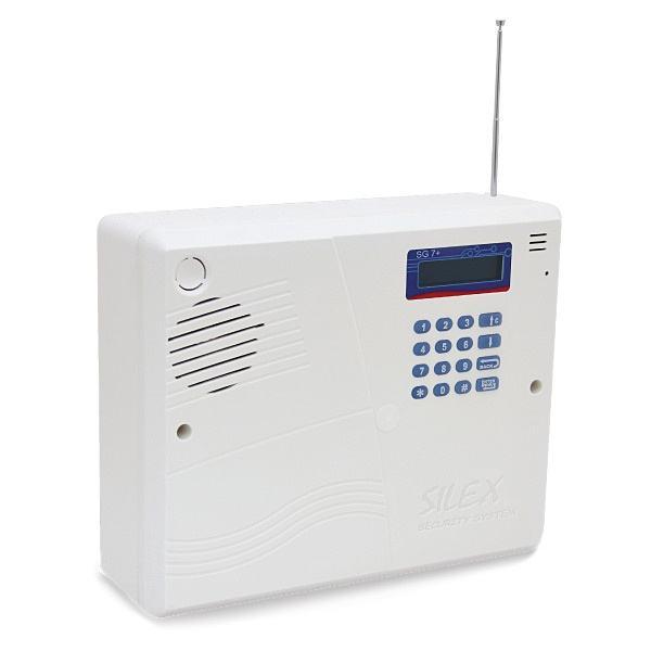 دزدگیر اماکن سیم کارتی و تلفنی سایلکس +SG7