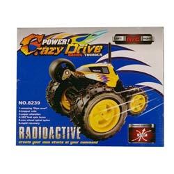 ماشین اسباب بازی  Crazy Drive