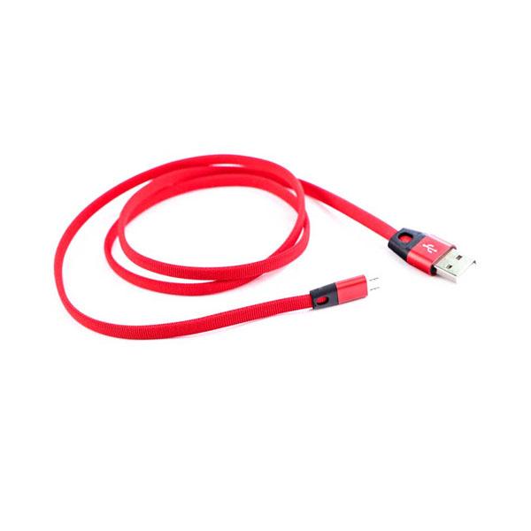 کابل تبدیل USB به microUSB تسکو مدل TC A22