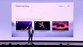 سرانجام سامسونگ اپلیکیشن Health را به تلویزیون هوشمند خود اضافه کرد