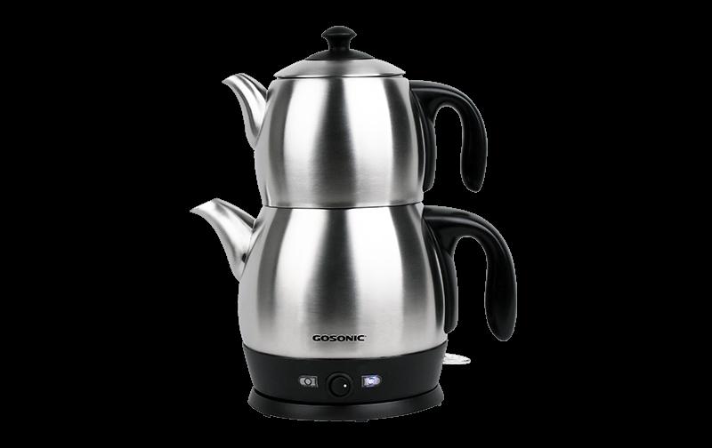 چای ساز استیل گاسونیک GST-760
