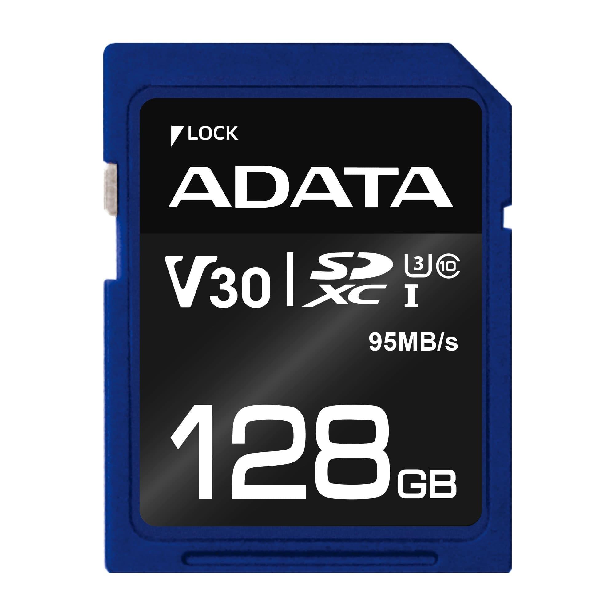 کارت حافظه ای دیتا Premier Pro UHS-I U3 Class 10 - 128GB