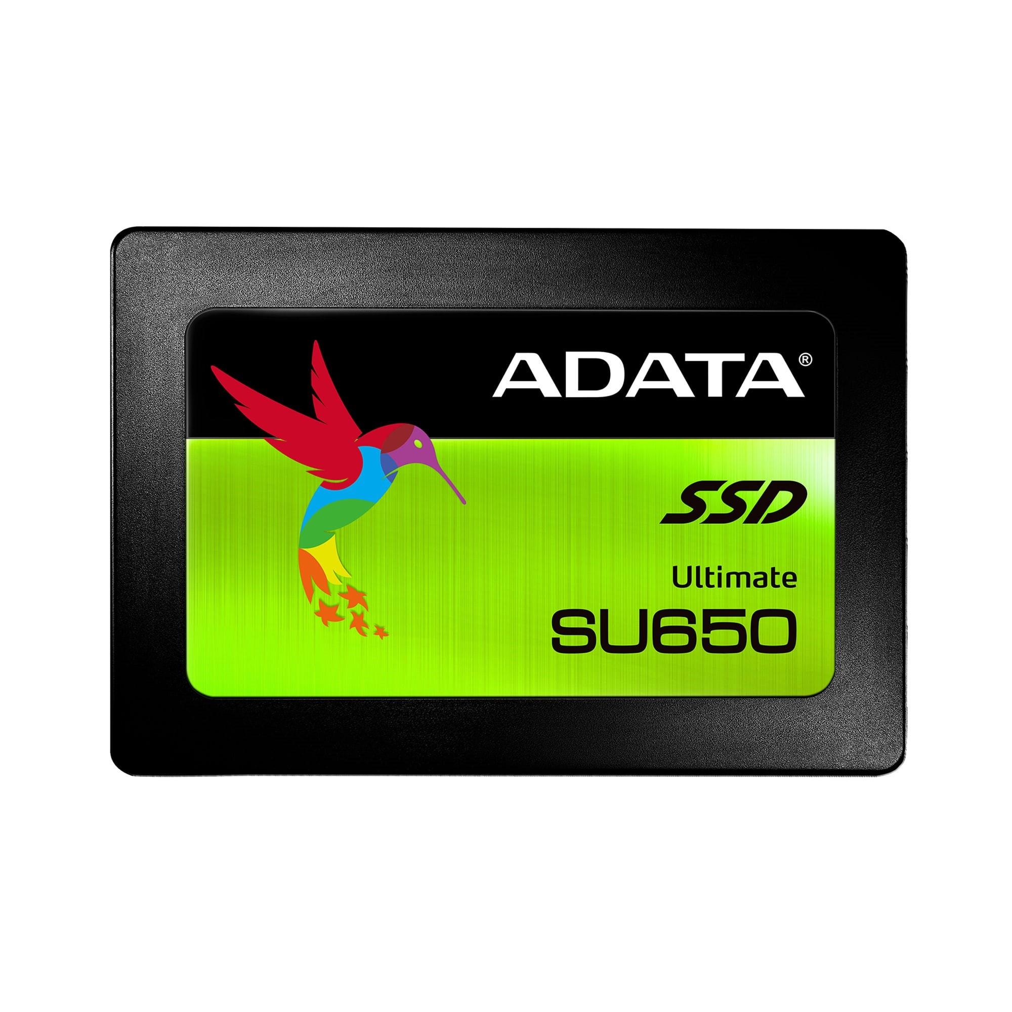 حافظه اس اس دی داخلی ای دیتا SU650 - 480GB