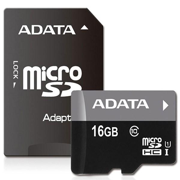 کارت حافظه ای دیتا Premier Micro UHS-I Class 10 - 16GB+Adapter