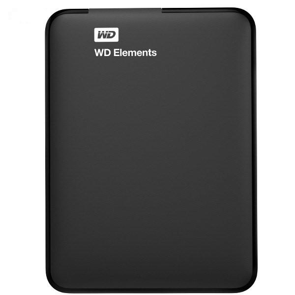 هارد دیسک اکسترنال Western Digital Elements - 1TB