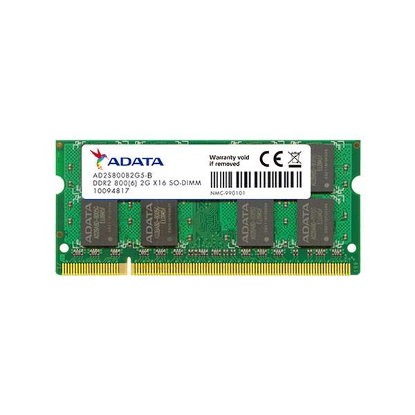 حافظه رم ای دیتا Premier DDR2 800MHz - 1GB