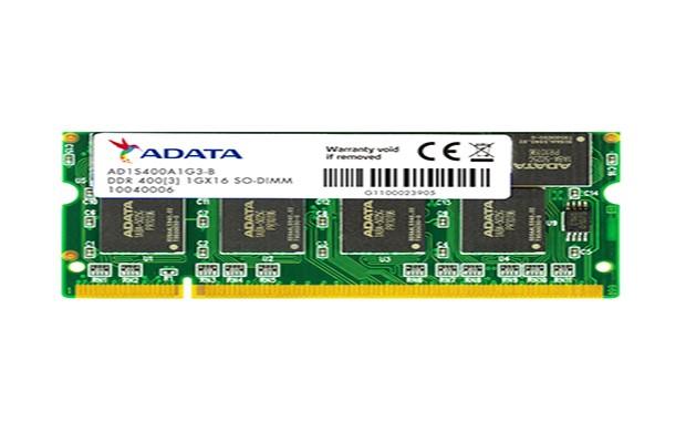 حافظه رم ای دیتا DDR 400MHz - 1GB
