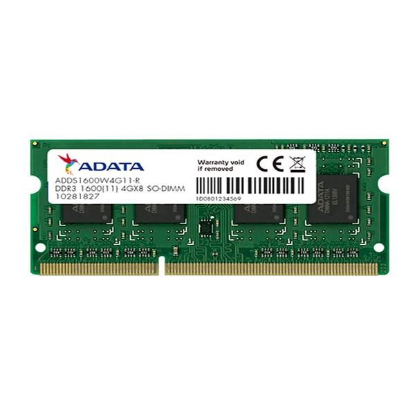 حافظه رم ای دیتا Premier DDR3 1600MHz - 4GB