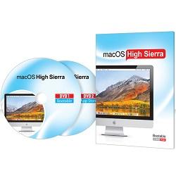سیستم عامل macOS High Sierra پرند