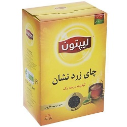 چای سبز لیپتون Yellow Label