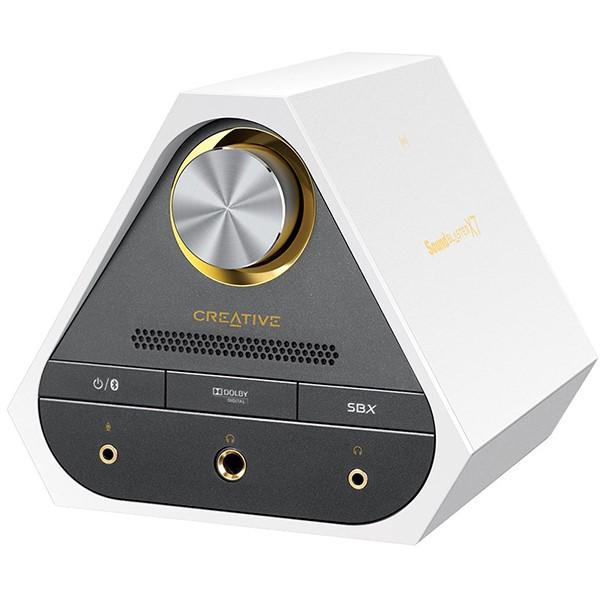 کارت صدا کريتيو Sound Blaster X7 White