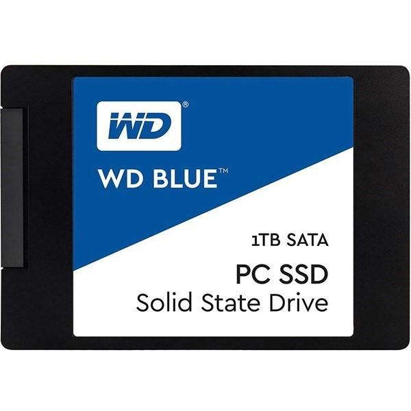 حافظه اس اس دی داخلی وسترن دیجیتال Blue PC - 1TB