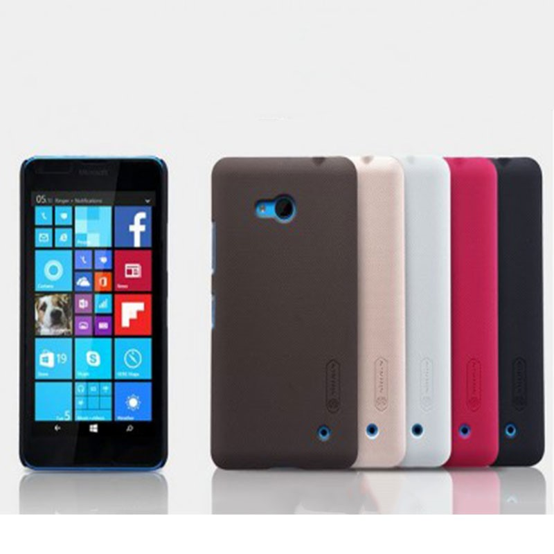 کاور نيلکين Super Frosted Shield Microsoft Lumia 640