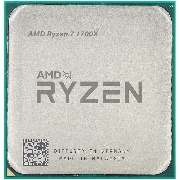 پردازنده مرکزی ای ام دی  Ryzen 7 1700X - 3.4GHz