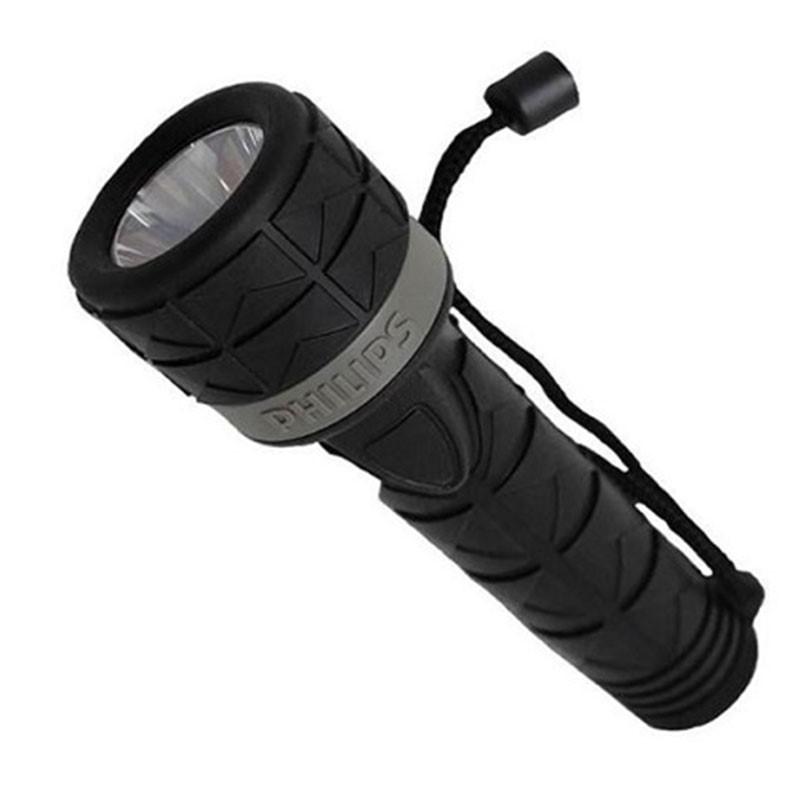 چراغ قوه فیلیپس SFL5200 Rubber LED Flashlight