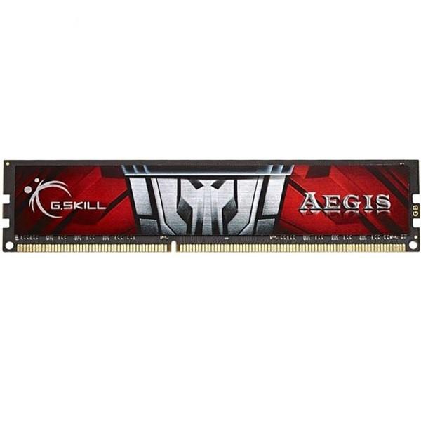 حافظه رم کامپیوتر جی اسکیل AEGIS DDR3 1600MHz CL11 - 4GB