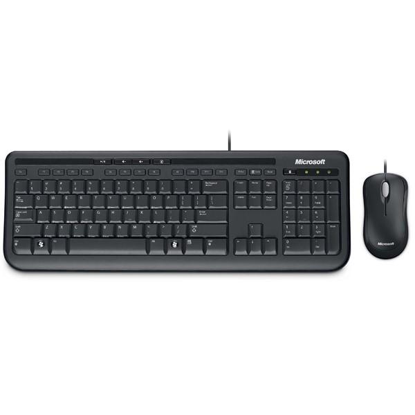 کيبورد و ماوس مايکروسافت Desktop 600