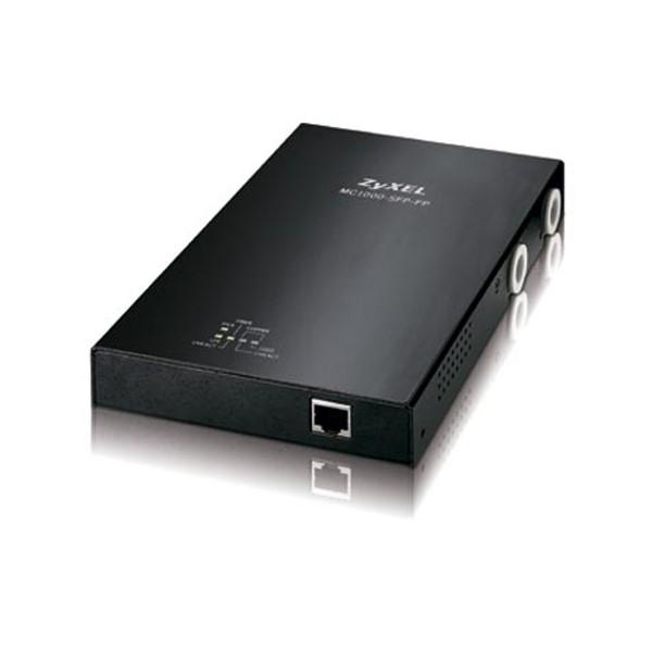 مبدل شبکه زایکسل MC1000-SFP-FP