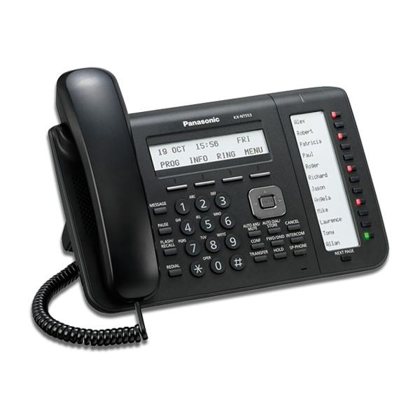گوشی تلفن آی پی پاناسونیک KX-NT553