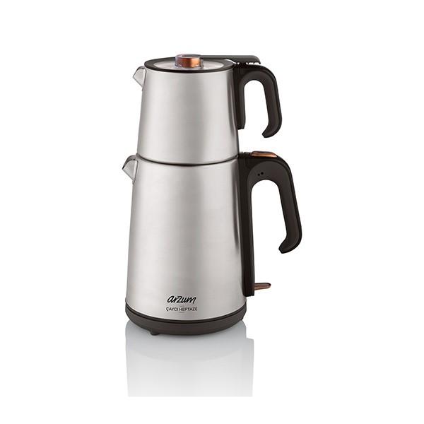 چای ساز استیل آرزوم AR3023