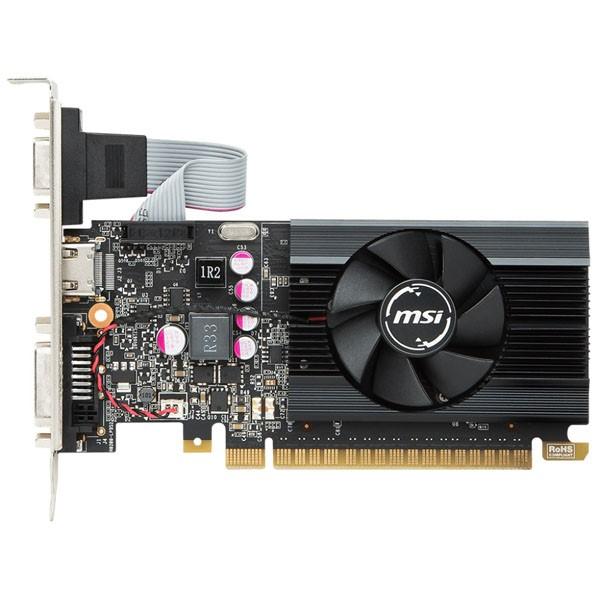 کارت گرافیک اِم اِس آی GeForce GT 710 2GD5 LP