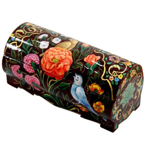 جعبه گل و مرغ برند اصفهان خاتم