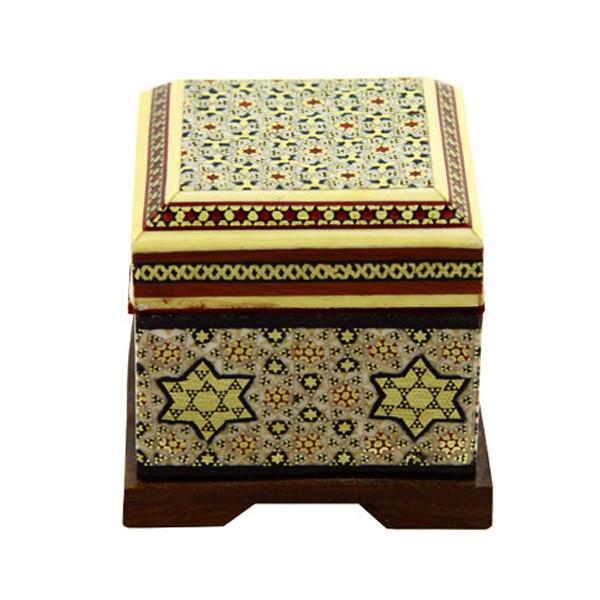 جعبه انگشتر برند اصفهان خاتم