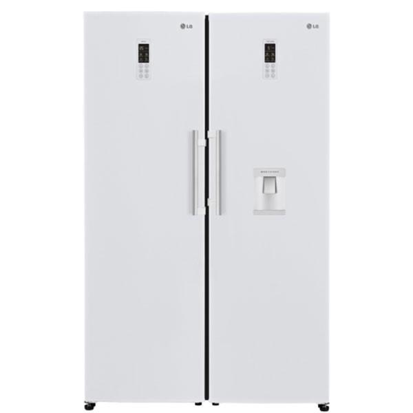 یخچال و فریزر ال جی دوقلو LF25FLW / LF25RLW