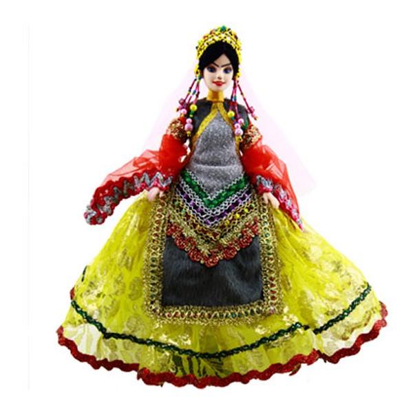 عروسک سنتی قشقایی برند اصفهان خاتم