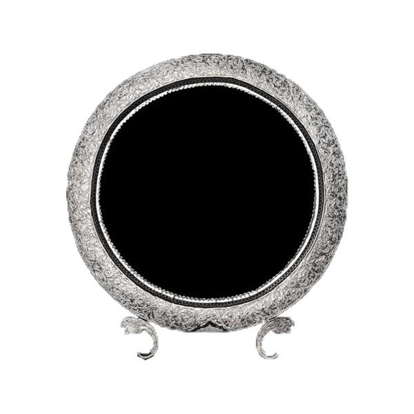 آینه گرد نقره اهتمام SE187010554