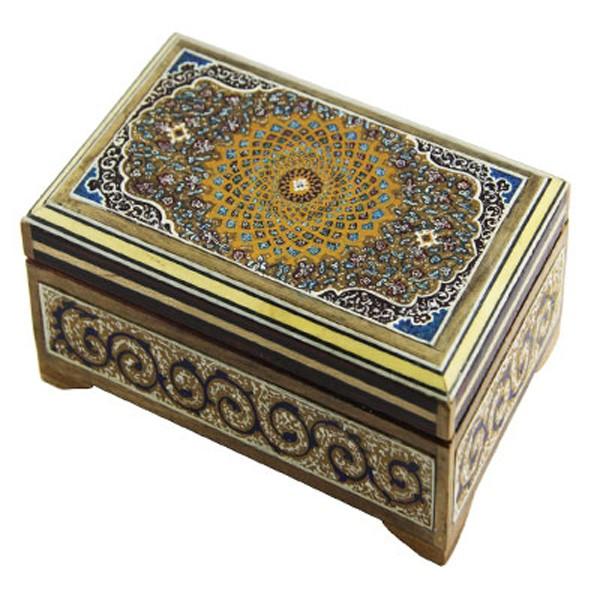 جعبه تلفیقی برند اصفهان خاتم