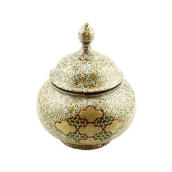 ظرف خاتم کاری برند اصفهان خاتم