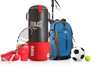 محصولات ورزش و سرگرمی - بنر توپ