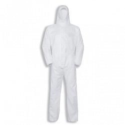 لباس یکسره محافظ شیمیایی ایده