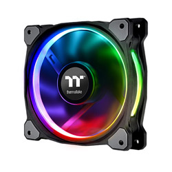فن کیس ترمالتیک Riing Plus 14 RGB Radiator Fan