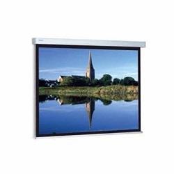 پرده نمایش برقی سقفی دیواری رفلکتا 150x150 سانتیمتر