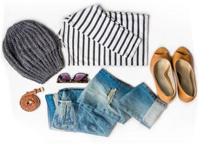 محصولات پوشاک و زیور آلات - پوشاک زنانه