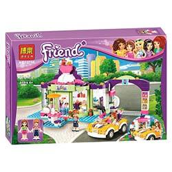 لگو دخترانه 376 تیکه بلا 10759 Friend