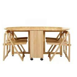 میز ناهارخوری چوب بامبو بونیتا 3275