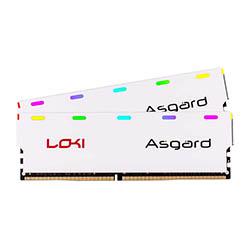 حافظه رم کامپیوتر آسگارد Loki 8GB DDR4 2666MHz Dual